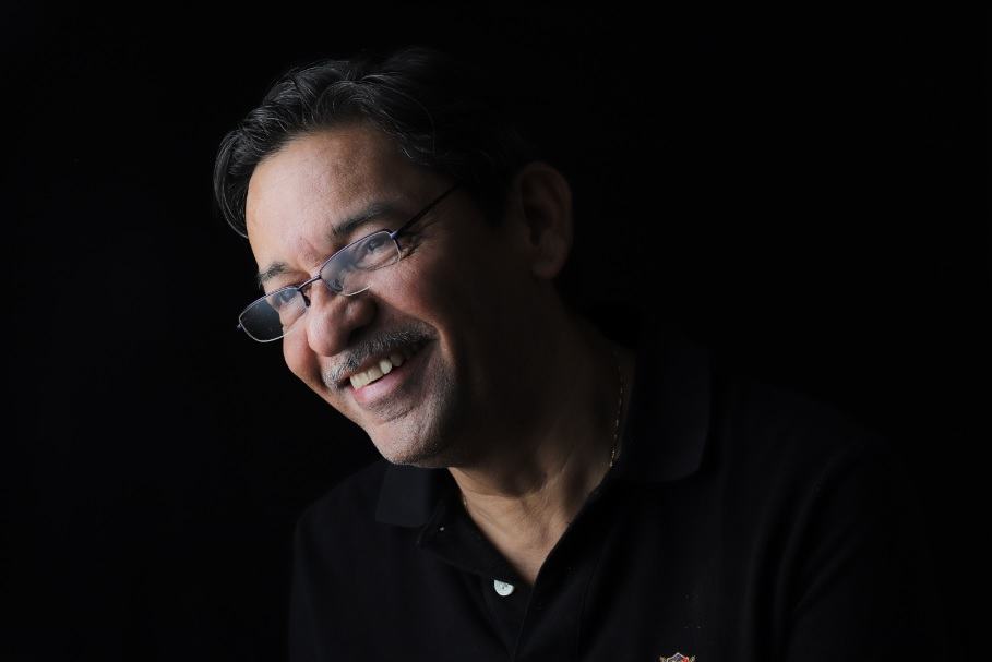 The digital medium is not a sorry replacement, says Aniket Bhagwat