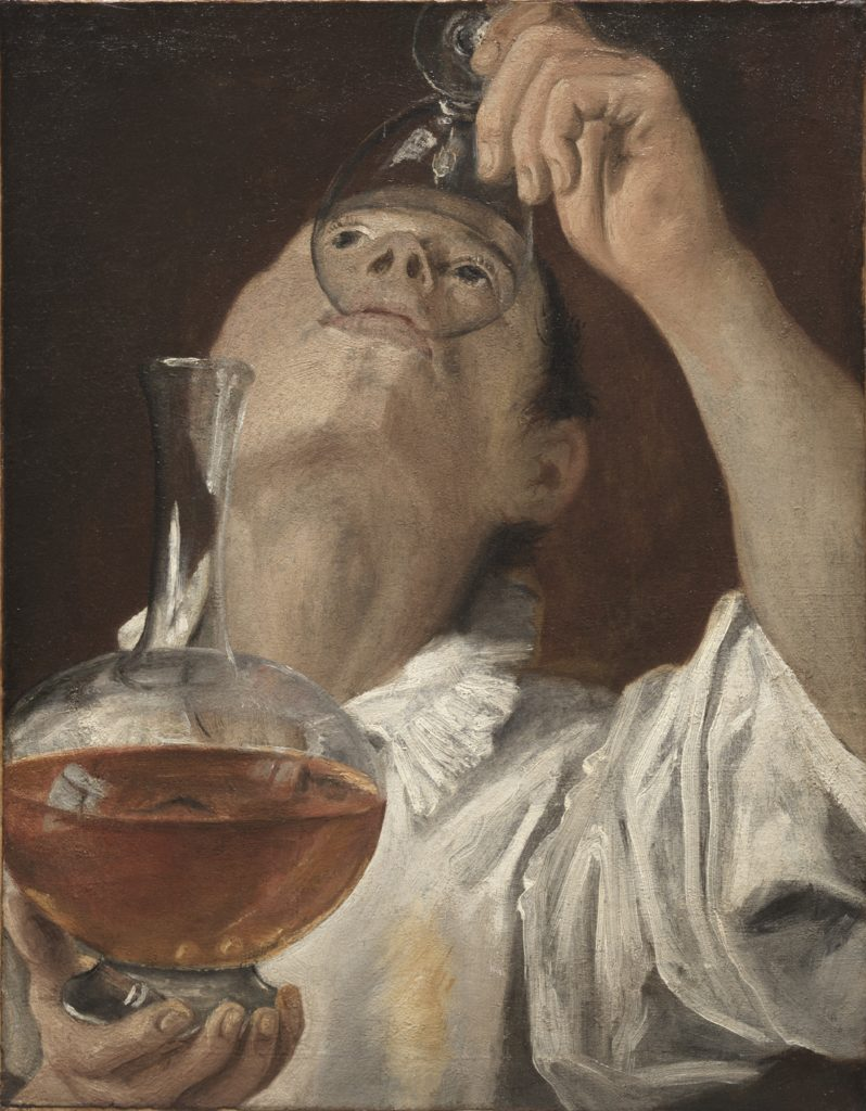 Addiction and art: Where do you think that tenth glass of whisky is leading you?