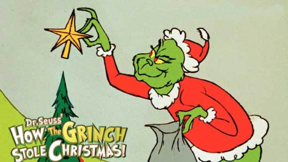 Where the Grinch came from… and more!