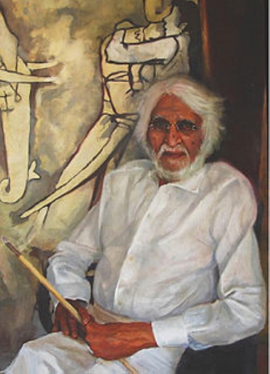 M F Husain: A retrospective of the pilgrim of art