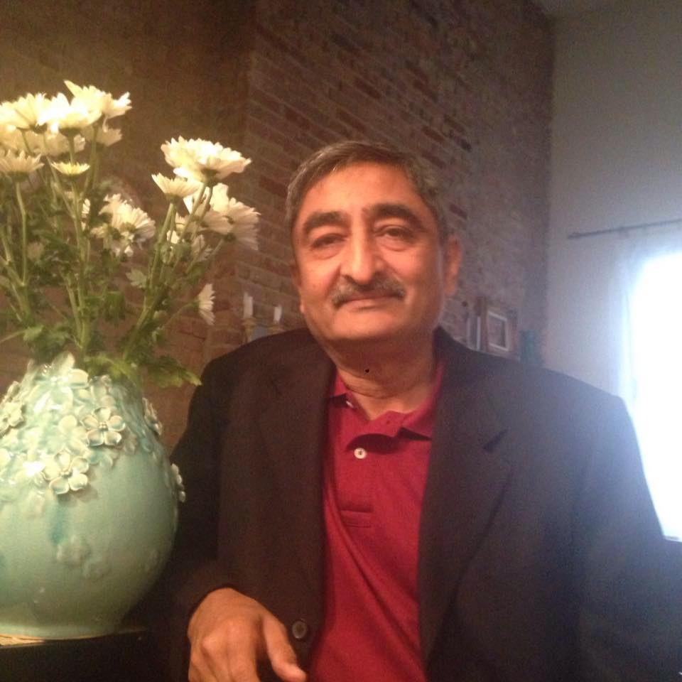 Meet Anil Relia, the art graduate who became an important collector