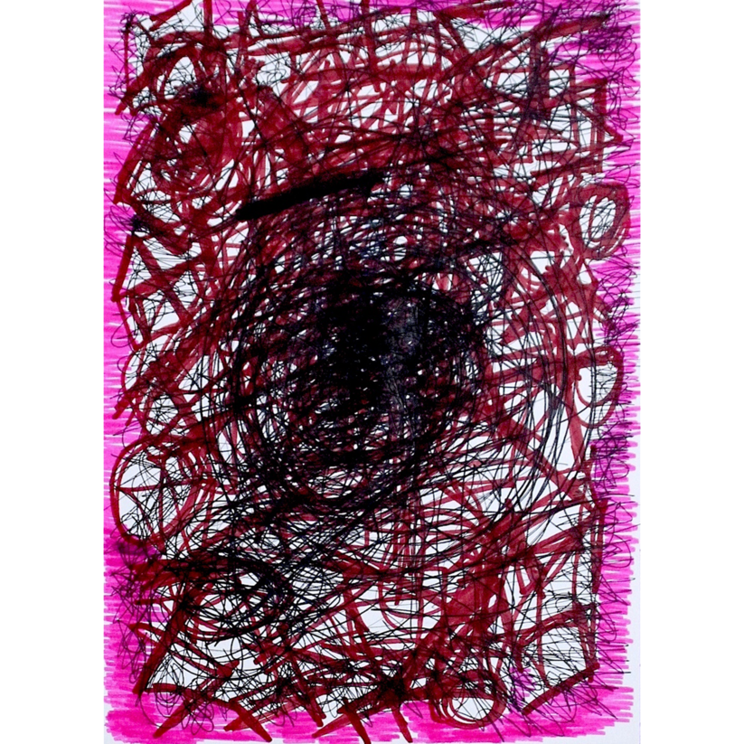 Art Of The Day: Bold Chaos