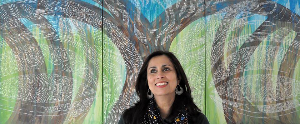 'I refuse to be shoved into a box of stereotypes', says Pakistani artist Fauzia Minallah