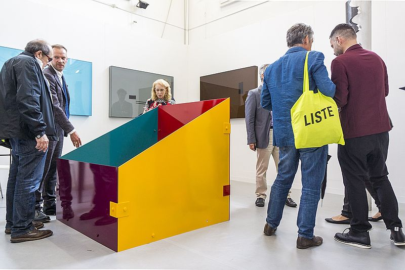Liste Art Fair Basel 2021 to host visitors again, announces galleries for the year