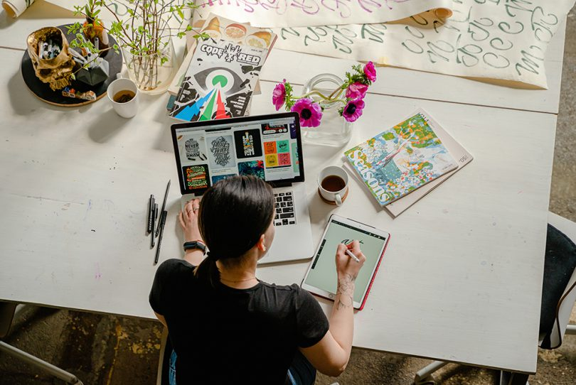 The pros and cons of teaching fine arts online