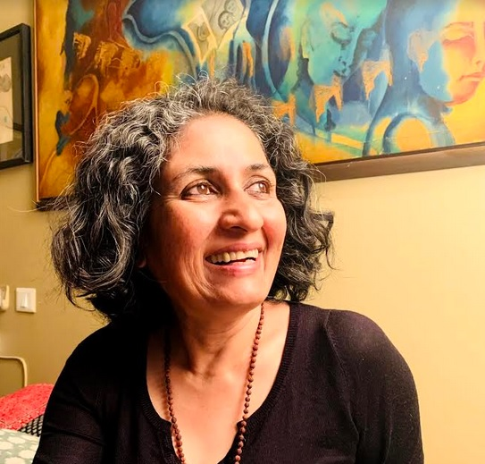 An artist is young when they are 60, says Seema Kohli