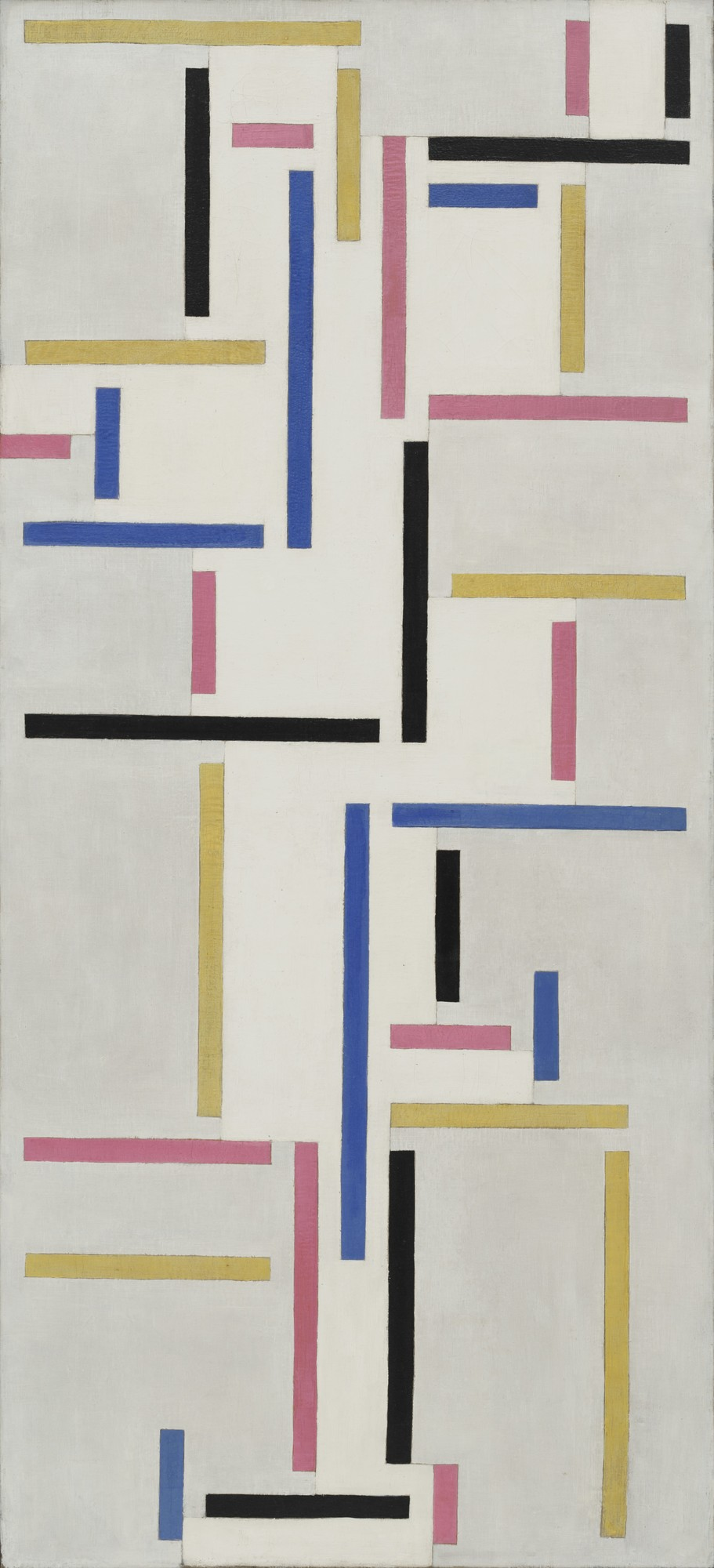 Love modern art? In Postcard #6, we bring you a closer look of five abstract artworks at MoMA!