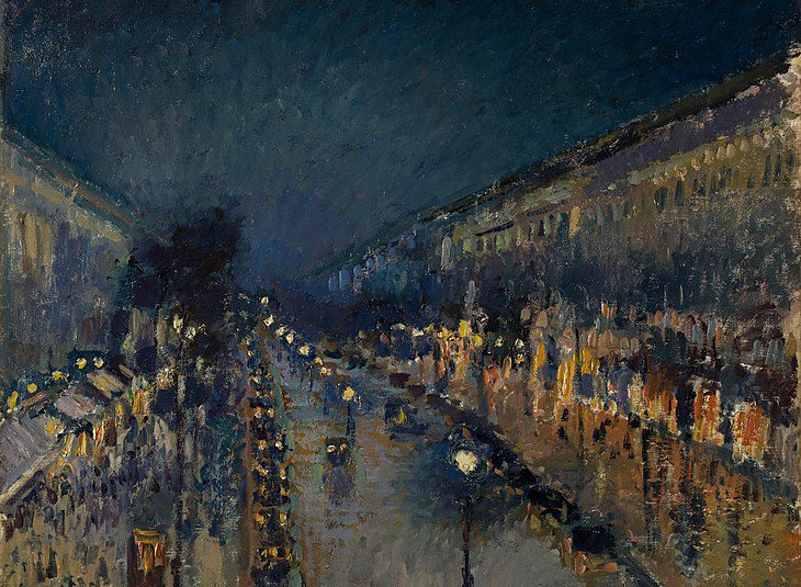 The Big Daddy of Impressionists was born today, almost 200 years ago