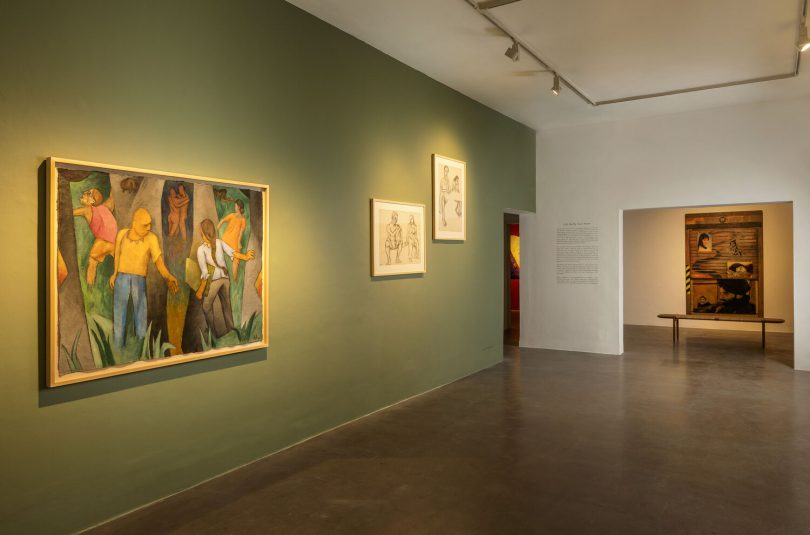 Sudhir Patwardhan, Gieve Patel, Sunil Gupta and others explore human relationships in a group show