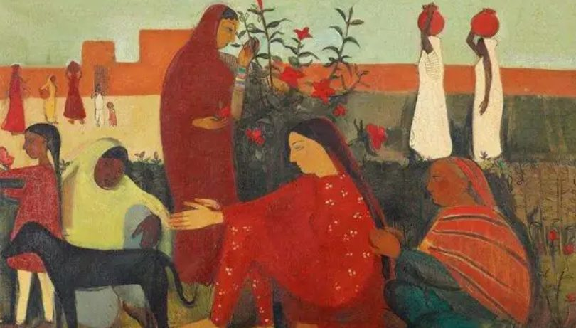 Rare Amrita Sher-Gil becomes second most expensive artwork by Indian artist in world