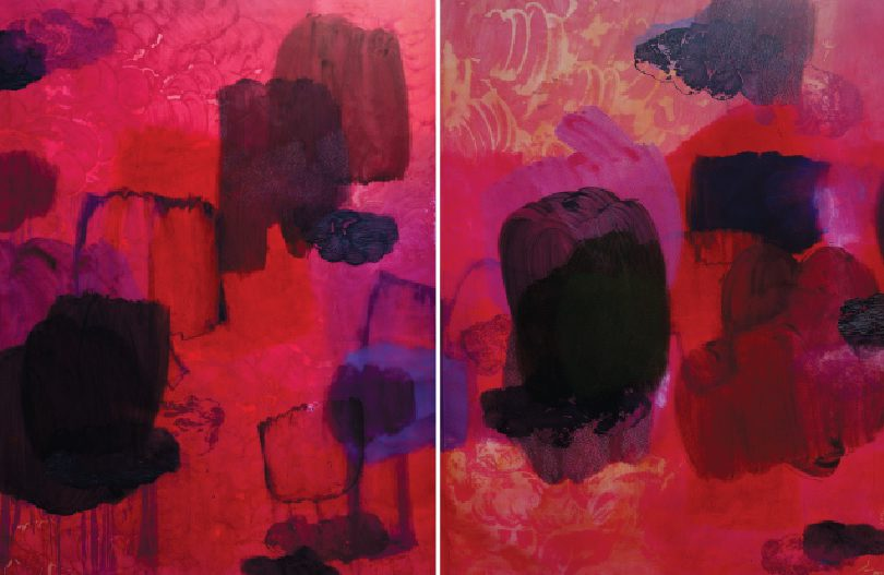 Abstracts, layers, stone and spectres — these are the themes with our Artists Of The Week