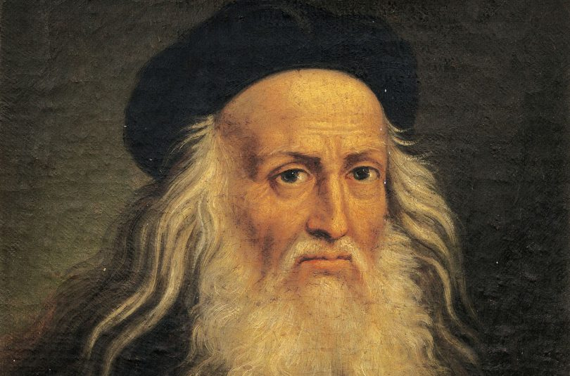 The Da Vinci ode! (That's pretty much the news of the day)