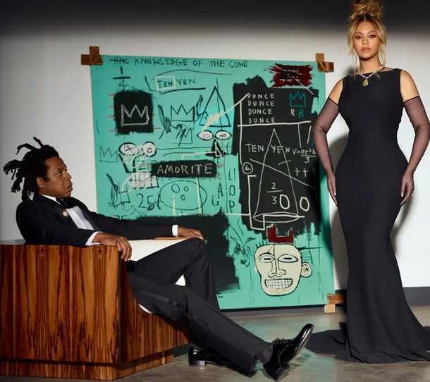 Basquiat's art in the eye of a storm after latest Tiffany ad