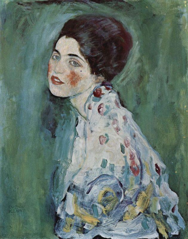 A missing Klimt is reborn; Anish Kapoor's art 'gets violent'; Muhammad Ali's artworks go on sale
