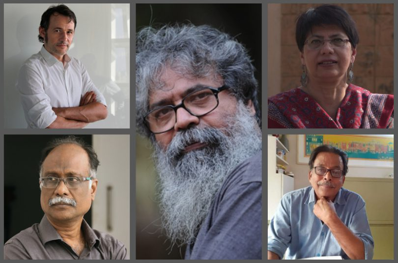 Jury members who spotted talent for FIRST TAKE 2021 from all corners of India!