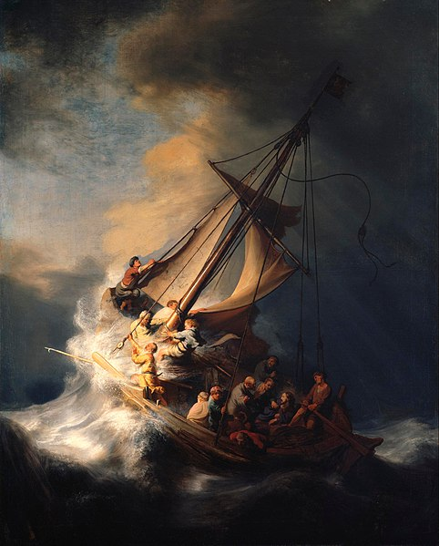 Rembrandt, 350 years after the Dutch Golden Age