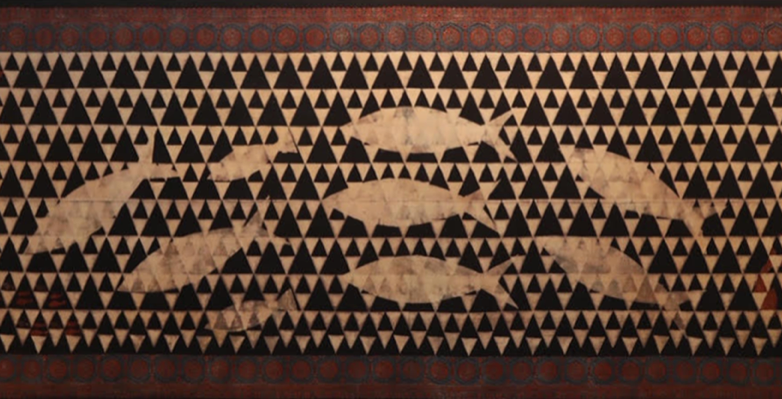 Using khadi as canvas, Shelly Jyoti captures the sense of national pride and ethos in her murals – Textile Series 4